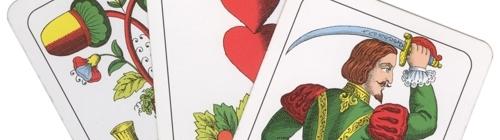 banner jasskarten