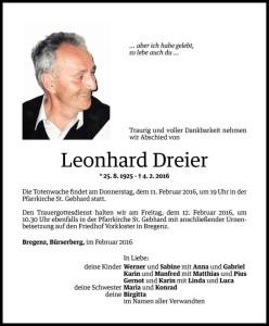 Leo Dreier